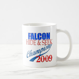 Falcon Heeme, Hide and Seek Champion Coffee Mug