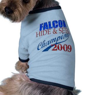 Falcon Heeme, Hide and Seek Champion Pet Tee