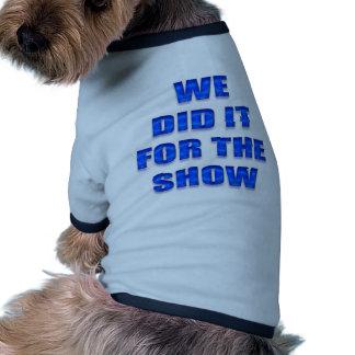 Falcon Heeme, Hide and Seek Champion Pet T Shirt