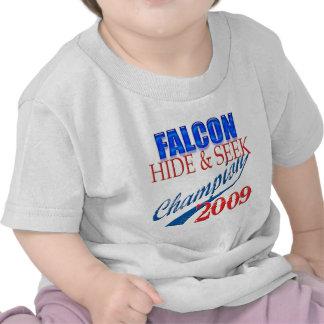 Falcon Heeme, Hide and Seek Champion Shirt