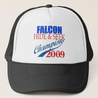 Falcon Heeme, Hide and Seek Champion Trucker Hat
