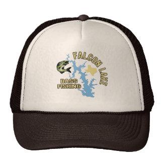 Falcon Lake Bass Fishing Trucker Hat