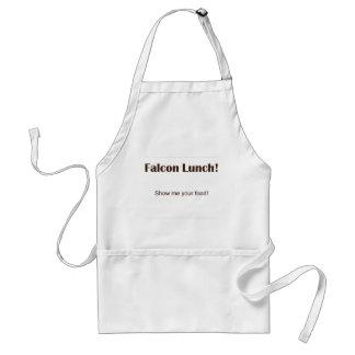 Falcon Lunch! Apron