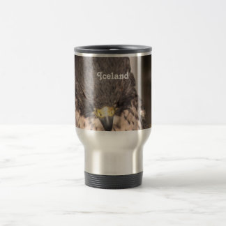 Falcon 15 Oz Stainless Steel Travel Mug