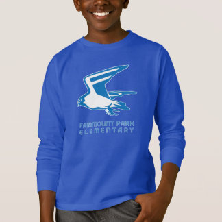 Falcon Spirit Long Sleeve T-Shirt