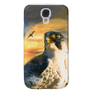 Falcon Sun Art Case for iPhone 3 Samsung Galaxy S4 Cover