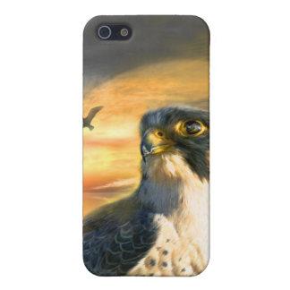 Falcon Sun Art Case for iPhone 4