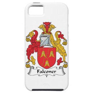 Falconer Family Crest iPhone 5 Case