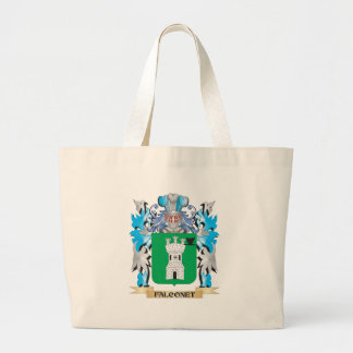 Falconet Coat of Arms - Family Crest Bag