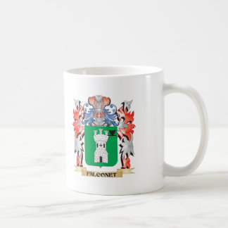 Falconet Coat of Arms - Family Crest Coffee Mug