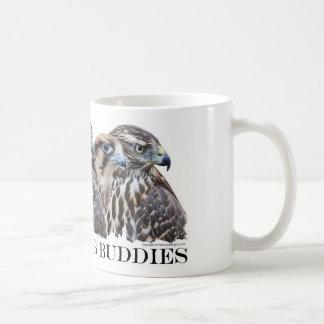 Falconry Hunting Buddies Coffee Mugs