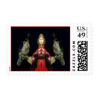 Falconry Postage