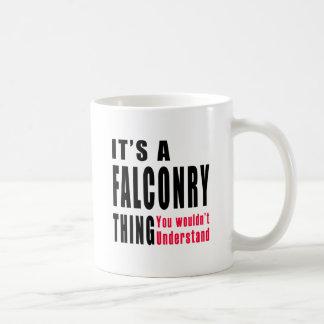 Falconry Thing Designs Mug