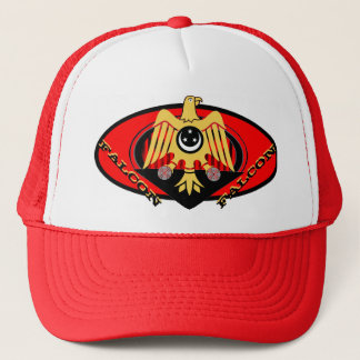 Falconry Trucker Hat