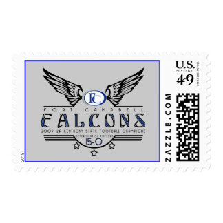 Falcons 09 State Champs Postage