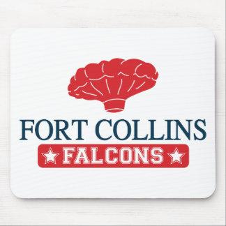 Falcons de Fort Collins - caseros de muchacho del  Tapete De Ratones