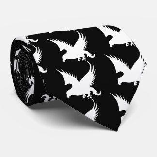 Falcons Pictograph Neck Tie