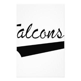 Falcons Stationery