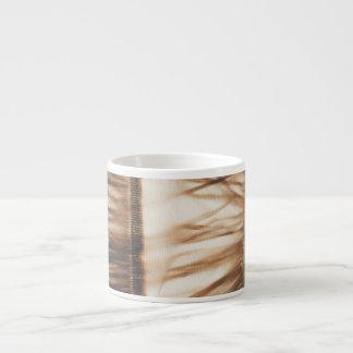 Falda de hierba elegante mínima taza espresso