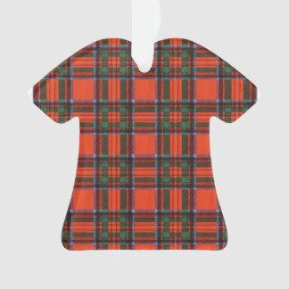 Falda escocesa escocesa tartantartan, pla de la
