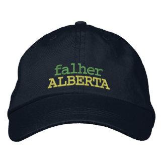 FALHER, GORRA DE ALBERTA, CANADÁ GORRAS BORDADAS