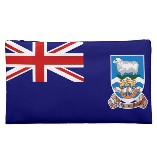 Falkland Flag Makeup Bags