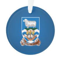 Falkland Islander coat of arms Ornament