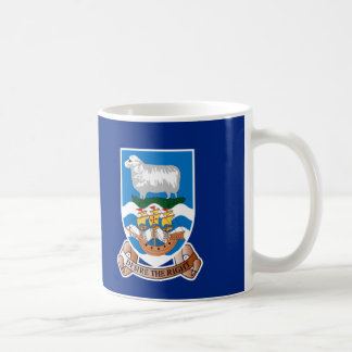 Falkland Islander flag mug