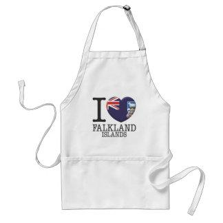 Falkland Islands Adult Apron