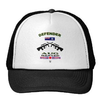 FALKLAND ISLANDS DEFENDER  (FIDF) TRUCKER HAT