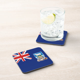 Falkland Islands Flag Coaster