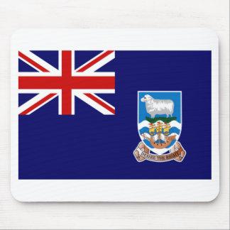 Falkland Islands Flag Mouse Pad
