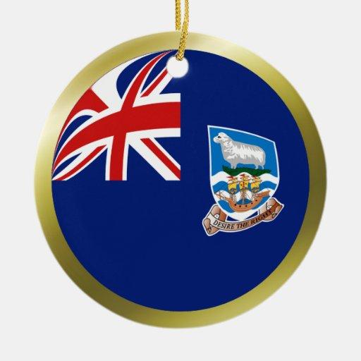 Falkland Islands Flag Ornament