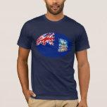 Falkland Islands Gnarly Flag T-Shirt