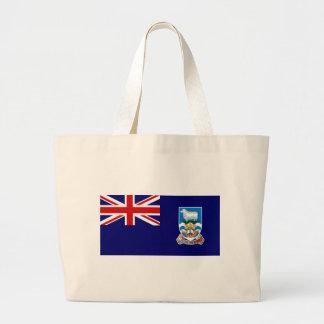 falklands large tote bag