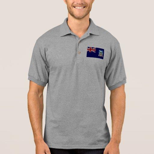 falklands polo t-shirts