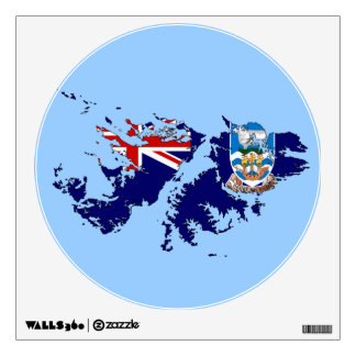Falklands Wall Stickers