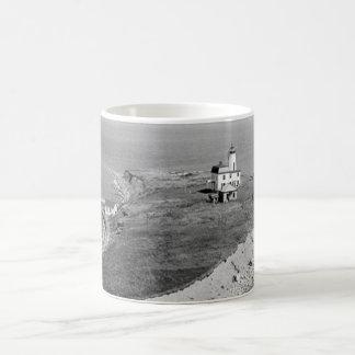 Falkner Island Lighthouse Coffee Mug