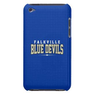 Falkville High School; Blue Devils Case-Mate iPod Touch Case