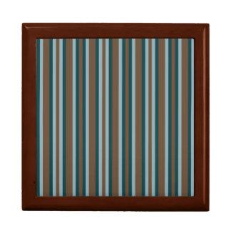 Fall 2011 Mens Alternating Stripes Trinket Boxes