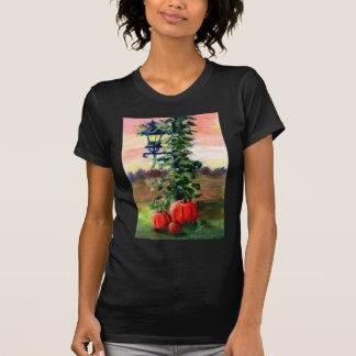 Fall aceo Ladies Tshirt