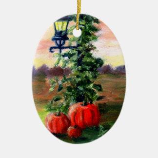 Fall aceo Ornament