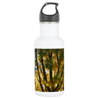 Fall Afternoon in Texas Stainless Steel Water Bottle