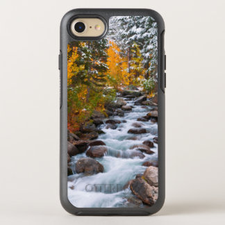 Fall along Bishop creek, California OtterBox Symmetry iPhone 7 Case