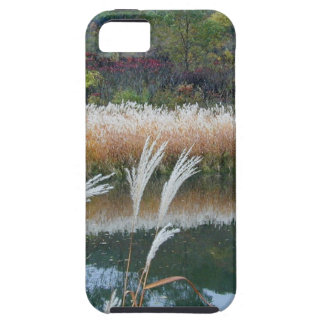 Fall along the Kickapoo river in Wisconsin iPhone 5 Cases
