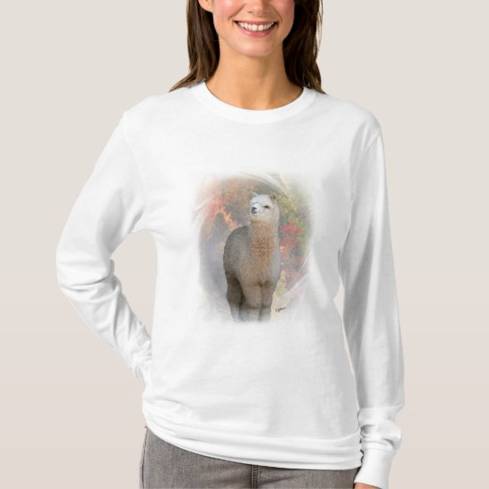 Fall Alpaca Shirt