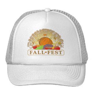 Fall and Autumn Festival Merchandise Trucker Hat