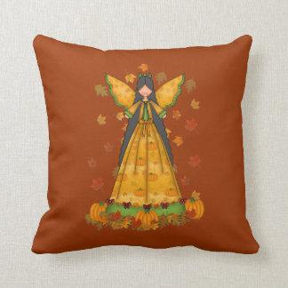 Fall Angel Pillow