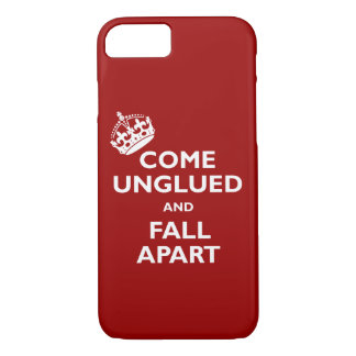 Fall Apart iPhone 7 Case
