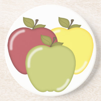 Fall Apples Coaster